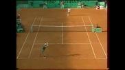Roland Garros 2001 : Родик - Ченг