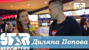 Диляна Попова - най-красивата българска актриса!