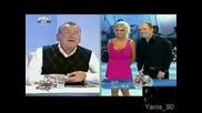 Смях и Ужас - Резила На Андреа И Кости В Румънският Dancing Stars