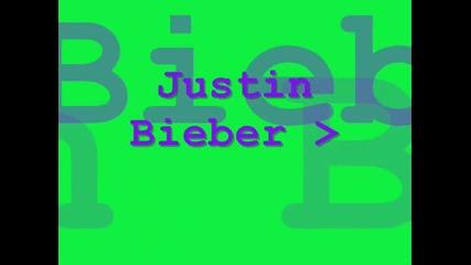 Jeydon Wale or Justin Bieber