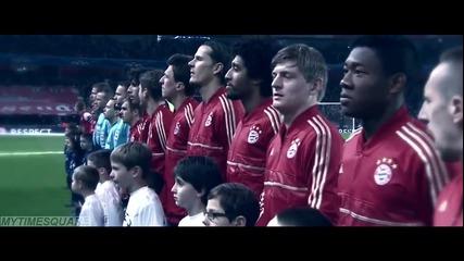 Bayern Munich vs Juventus Promo