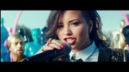Премиера / 2014 / Demi Lovato ft. Cher Lloyd - Really Don't Care ( Official Video ) + Превод