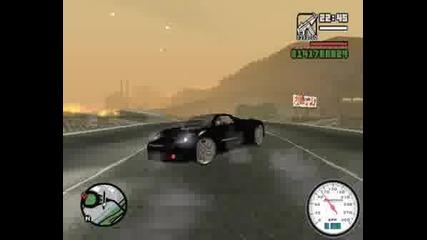 Gta Sa (astromartin) Drift