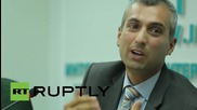 Russia: No weapons seen crossing from Russia to Ukraine, OSCE's chief observer says