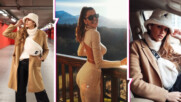 Михаела Филева демонстрира секси форми, феновете във възторг