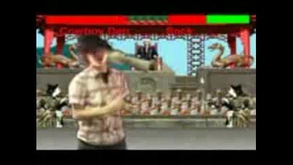 Mortal Kombat Parody