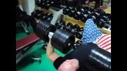 Tsvetomir Parashkevov - Belgieca 53 kg. 4e nqma po - golemi