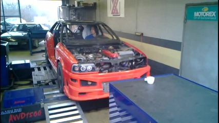 Dyno Queen Audi s2 751whp