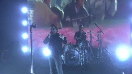 U2 – Bullet The Blue Sky | Live @ The Jimmy Fallon's Tonight Show
