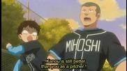 Ookiku Furikabutte Епизод 7 Eng Sub Високо Качество