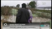 "Хиляди декари обработваема земя останаха под вода - ""Здравей, България"""