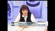 Юлиана Николова: Най-добре развиващият се проект е строителството на метрото