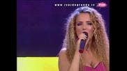 Bojana Sarovic - Incident ( Zvezde Granda 2010/2011 )