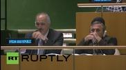 UN: Putin defends support for Assad, calls for anti-terror coalition at UNGA