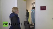 Russia: Crash victims' relatives receive psychological assistance