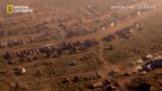 Призрачният град Боуди, Калифорния | Пресушаване на Океана | National Geographic Bulgaria