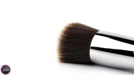 Четка за грим Sigma F80 Flat Kabuki - от www.makeup5.com