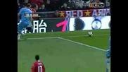 Бербатов с прекрасен финт и асистенция за гол на Роналдо