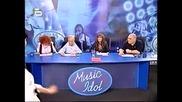 Music Idol - Monislava Nedeva