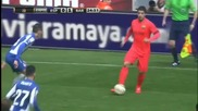 Десетима от Барса взеха дербито, титлата е близо! 25.04.2015 Еспаньол - Барселона 0:2