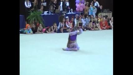 Стефани Кирякова- Персийски Танц