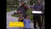 Zvuci Podrinja - Najbolja je Zepa - (Official video 2007)