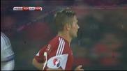 Коравите албанци изтърваха победата над Дания