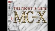 Mc-x--the Night Is Mine(x-tra Compact Mix 1995)