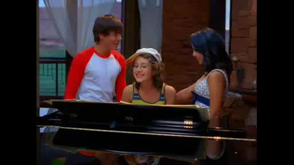 Hsm - Troy And Gabriela - You Are The Music In Me.flv