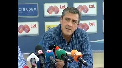 Пепе Мурсия за старта на сезона с Левски /Част 1/