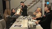 """Оценките на Джино Бианкалана в """"Черешката на тортата"""" (14.02.2020)"""
