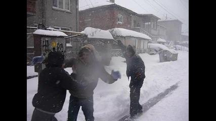 parzalqne na snega