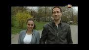 Dancing Stars - Елегантният, победоносен фокстрот на Дарин и Ани (01.04.2014 г.)