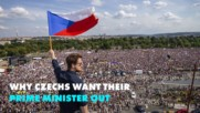 Prague protests: Why hundreds of thousands are calling out corruption