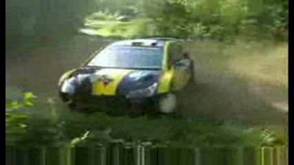 Rally Finland 2009 Crashes - Day 1