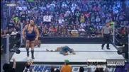 Chris Jericho and Big Show vs Cryme Time | Smackdown 28.8.2009