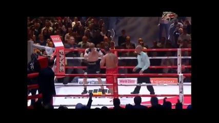 Поветкин нокаутира Перез в първия рунд