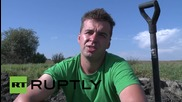 Poland: Downed Soviet WWII plane, bones discovered in mire