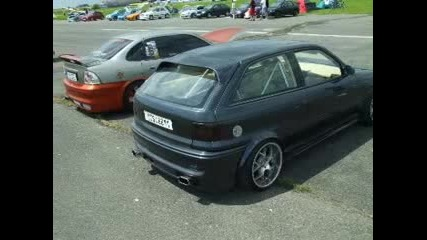 Opel Astra F Project by gerroid
