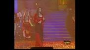 Поли Паскова Ти И Аз Live 4 - Ти Награди На Тв Планета 2005