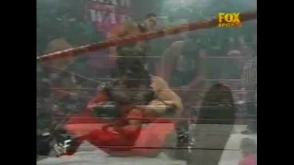 Kane vs Triple H & Big Show (raw 2000).avi