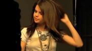 Selena Gomez Making Of Falling Down Music Video - Hd