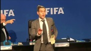 British Comedian Involved in FIFA Prank Charged With Trespass