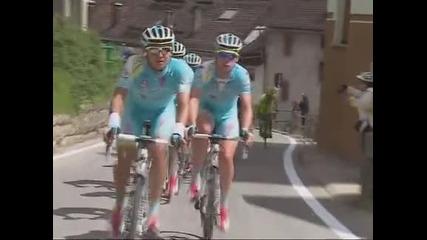 Литовец спечели 11-ия етап от Джирото, Нибали остава начело