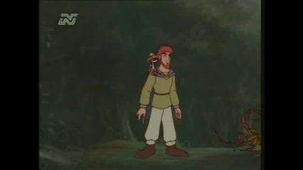 Вълшебните Приказки На Братя Грим - Рапунцел с Бг Аудио High-Quality