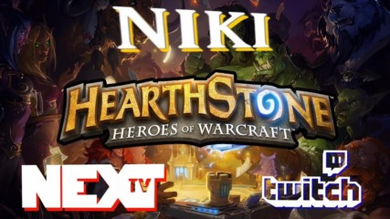 Hearthstone with Ники