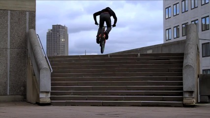 Danny Macaskill _streets of London_ - presented by digdeep