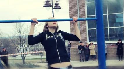 турнир - Street Workout Вознесенск