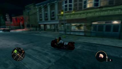 Царят на мотора - Saints Row The Third