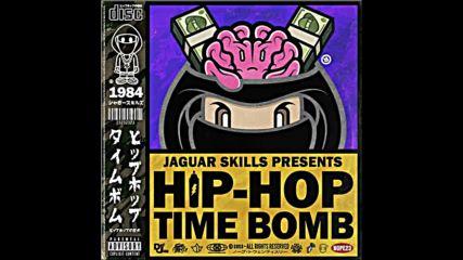Jaguar Skills Hip-hop Time Bomb 1984